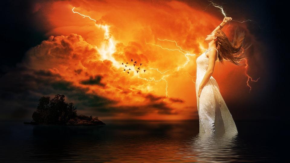 Amor Magia y Folklore